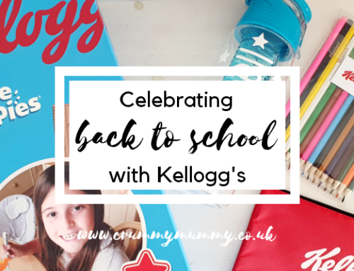 Celebrating back to school with Kellogg's