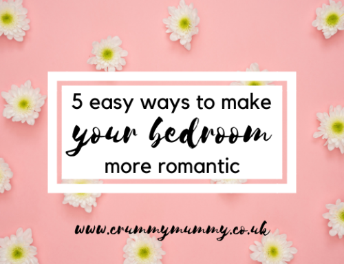 5 easy ways to make your bedroom more romantic