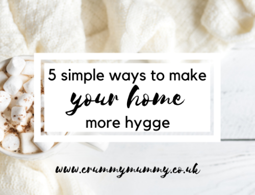 5 simple ways to make your home more hygge