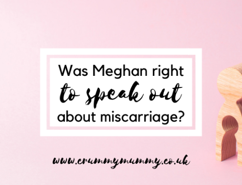 Was Meghan right to speak out about miscarriage?