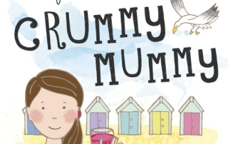 We've had a makeover - come and see! www.crummymummy.co.uk #blogging #makeover