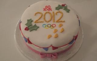 christmascake2012