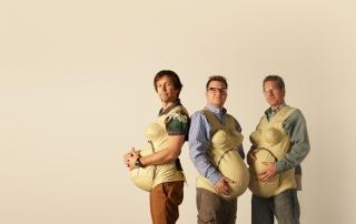 threepregnantdads