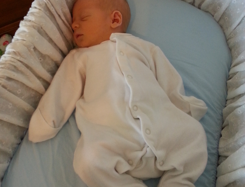 Is putting a baby to sleep on their tummy REALLY so bad?