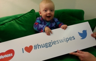 Huggies Wipes 1