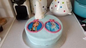 Frozen cake 5