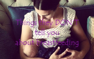 Things they don't tell you about breastfeeding - featured
