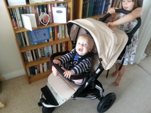 Mountain Buggy Swift review