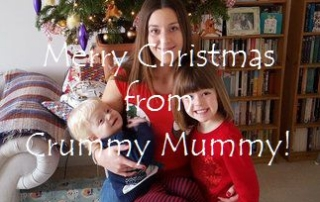Merry Christmas from Crummy Mummy featured