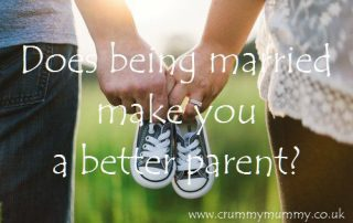Does being married make you a better parent