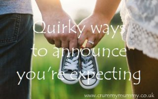 Quirky ways to announce you're expecting main