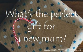 What's the perfect gift for a new mum