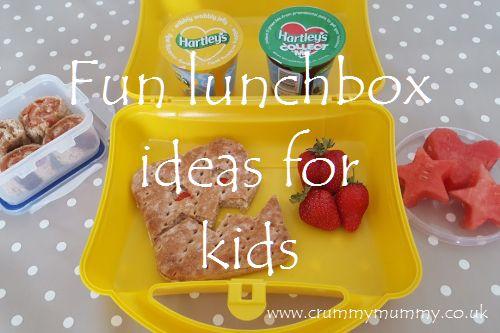 Fun lunchbox ideas for kids main
