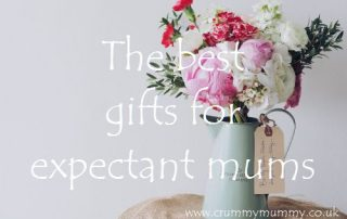 The best gifts for expectant mums