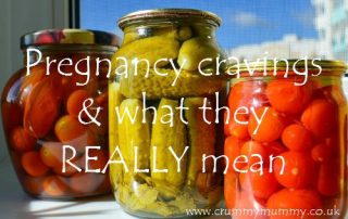 Pregnancy cravings & what they REALLY mean