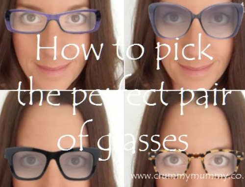 How to pick the perfect pair of glasses