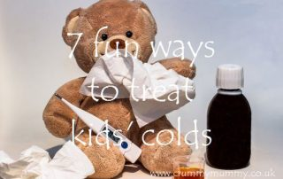 7 fun ways to treat kids' colds