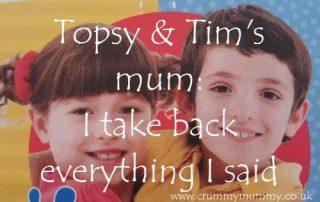 Topsy & Tim's mum