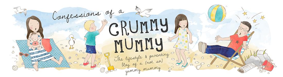 Crummy Mummy new look
