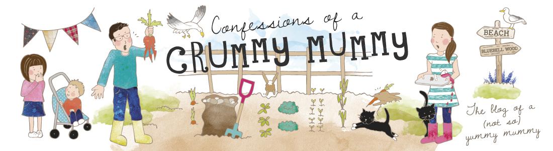 Crummy Mummy old header