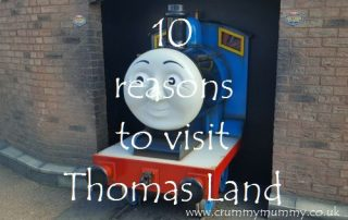 10 reasons to visit Thomas Land