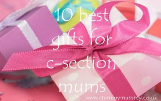 10 best gifts for c-section mums