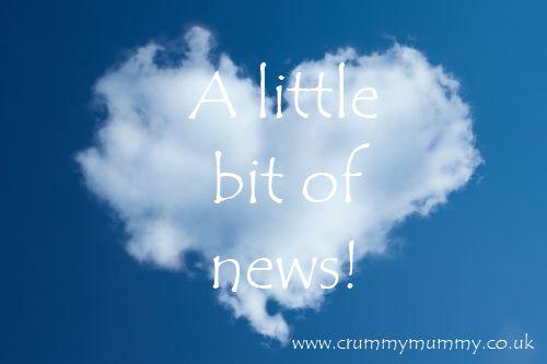 A little bit of news