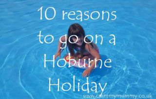 10 reasons to go on a Hoburne Holiday