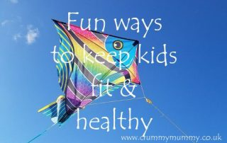 Fun ways to keep kids fit & healthy