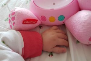 Fisher-Price Hippo Projection Soother review