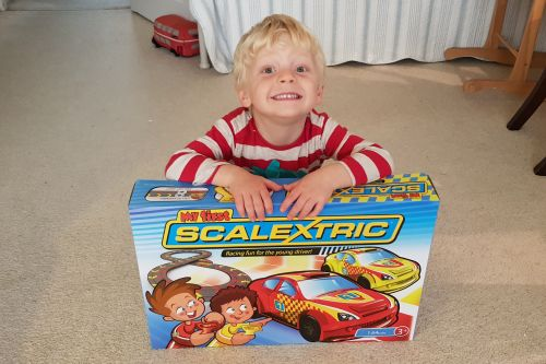 My First Scalextric review 1