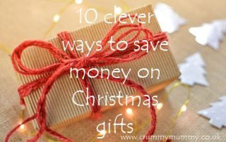 10 clever ways to save money on Christmas gifts
