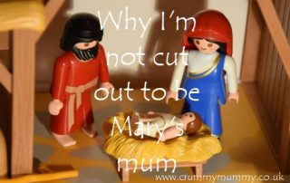 Why I'm not cut out to be Mary's mum