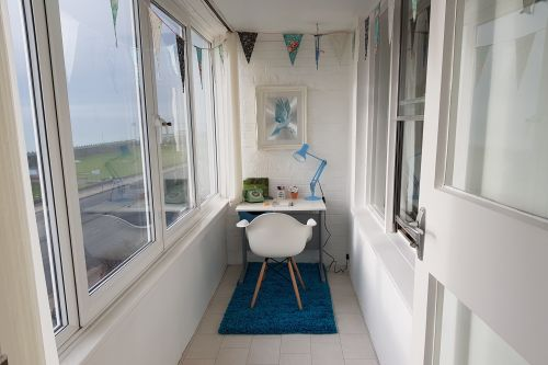Creating a home office