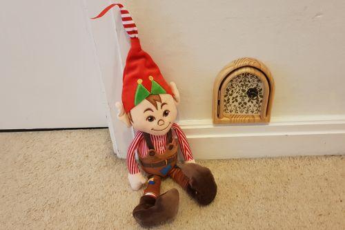 Win a LaplandUK Conker The Silly Elf