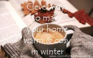 Clever ways to make your home warm & cosy in winter