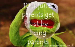 injuries parents get