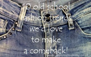old school fashion