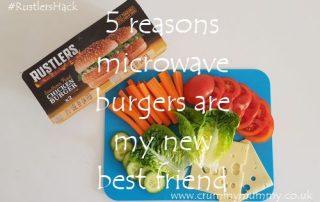 microwave burgers