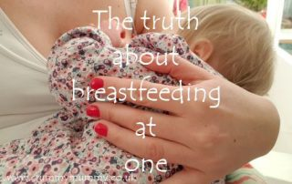 truth about breastfeeding
