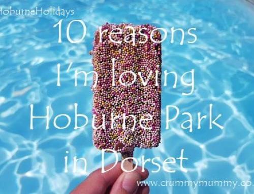 10 reasons I'm loving Hoburne Park in Dorset