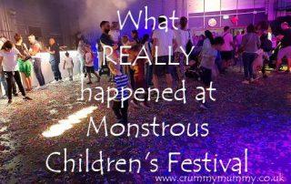 Monstrous Children's Festival