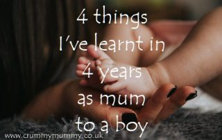 mum to a boy