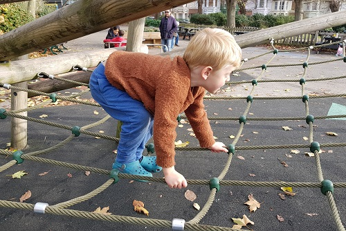 Encouraging outdoor play when you don't have a garden 7