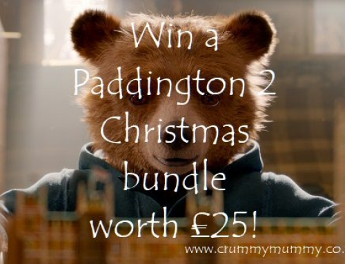 Win a Paddington 2 Christmas bundle worth £25!