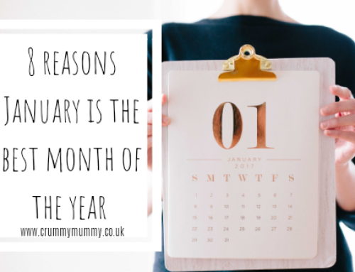 8 reasons January is the best month of the year