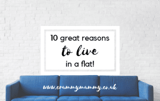 reasons to live in a flat