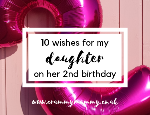 10 wishes for my daughter on her 2nd birthday