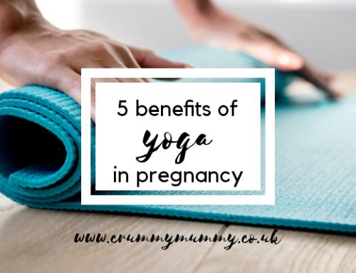 5 benefits of yoga in pregnancy