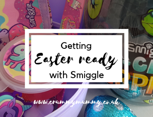 Getting Easter ready with Smiggle
